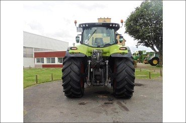 Tracteur agricole Claas Axion 830 cmatic - 3