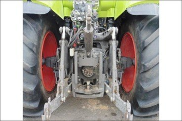 Tracteur agricole Claas Axion 830 cmatic - 4