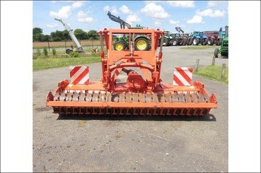 Herse rotative Kuhn Hrb303d - 2