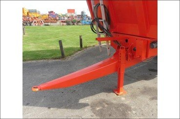 Benne agricole Chevance Rc 130 - 4