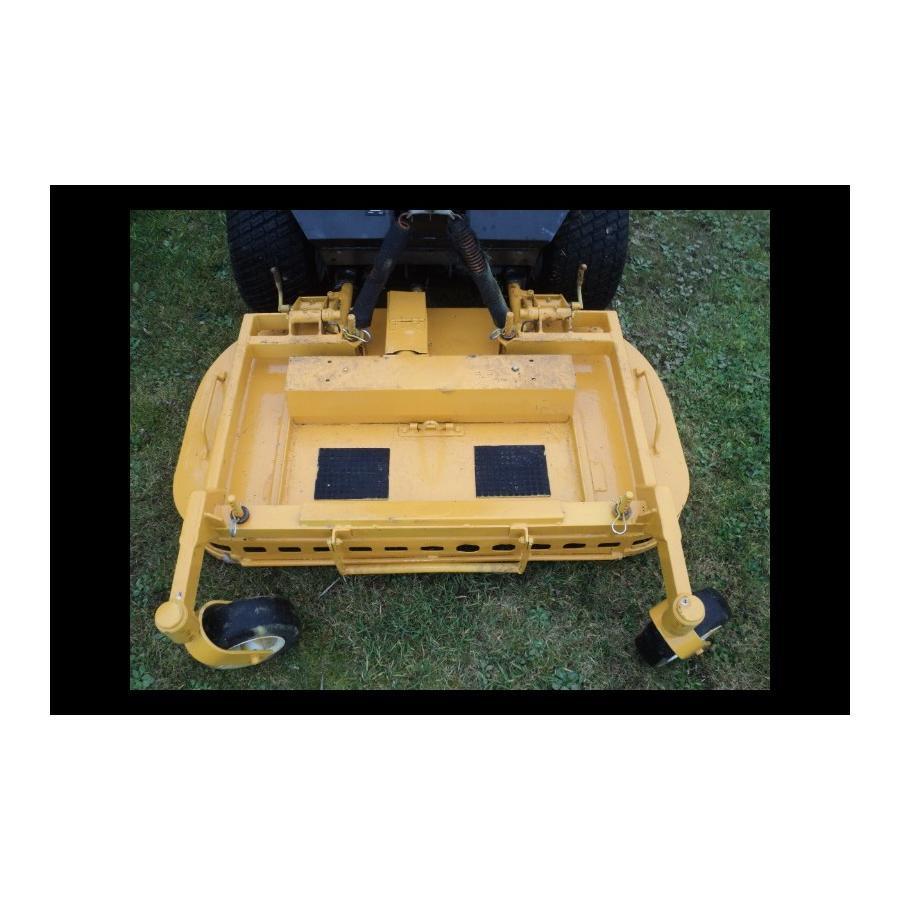 tondeuse frontale walker mb18  u00e0 vendre sur sofimat
