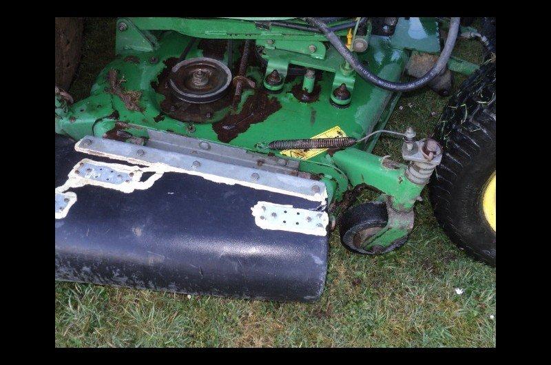micro tracteur john deere 4200  u00e0 vendre sur sofimat